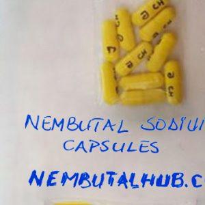 Buy Nembutal Sodium Capsules