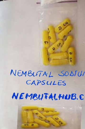 Buy Nembutal Sodium Capsules (100mg/Caps)