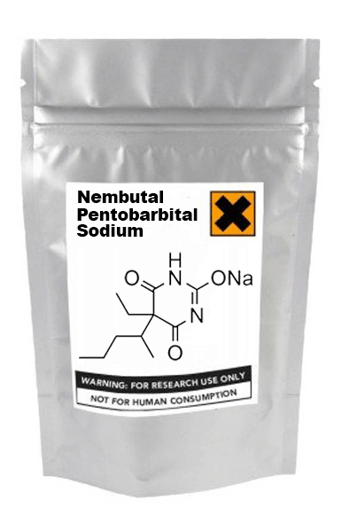 Buy Nembutal Sodium Powder (15g/Pack)