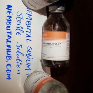 buy nembutal sodium 100ml sterile solution
