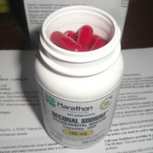 buy Seconal Sodium Capsules