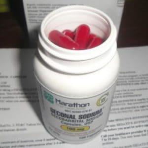 buy Seconal Sodium Capsules