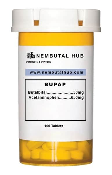 Buy Bupap 50/650 mg Tablets Online