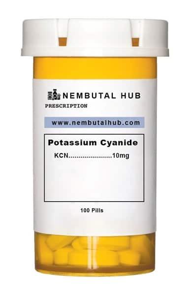 Buy Potassium Cyanide Pills Online